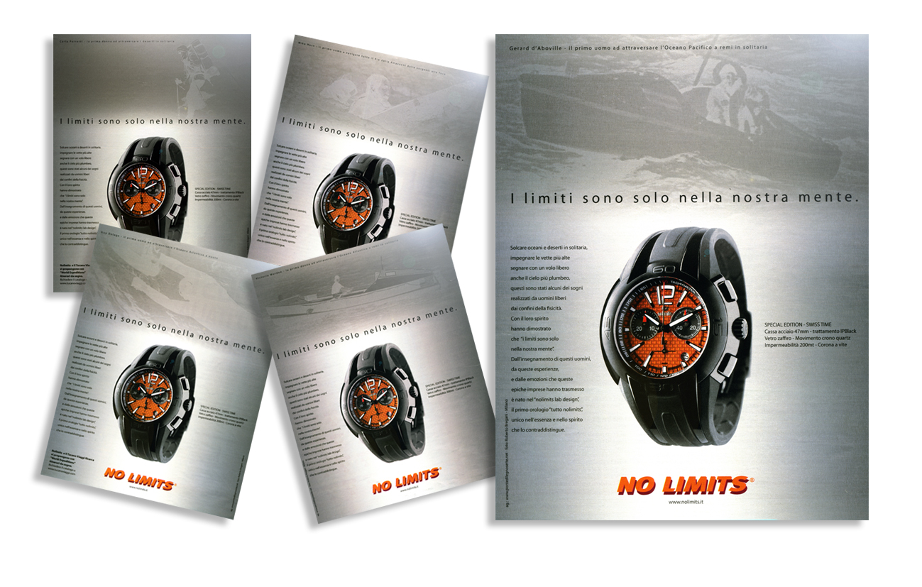 No Limits Orologi