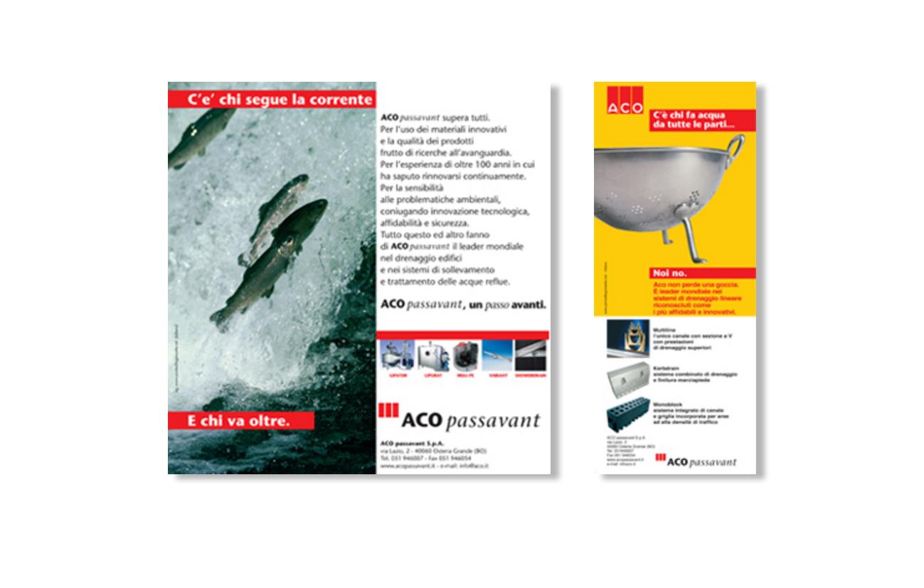 Aco S.p.A. - Bologna Periodici, testate di settore e quotidiani Pianificazione nazionale