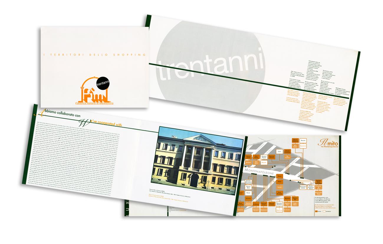 FIM Fabbrica Italiana di Mediazione sas - Milano Brochure istituzionale 30° anniversario Settore immobiliare