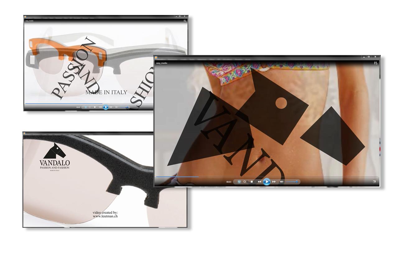 Easy Vandalo Video promozionale prodotto – Vandalo srl - Milano Settore moda