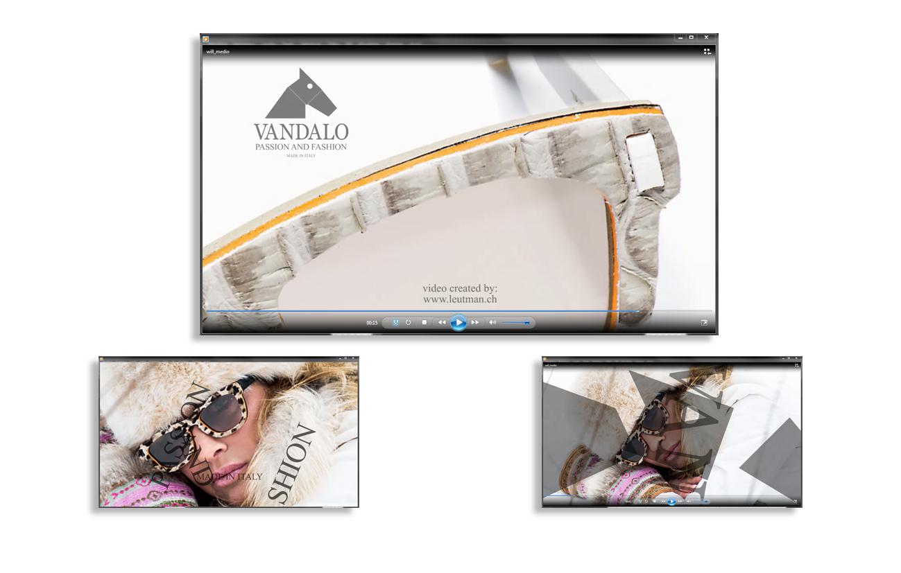 Will Vandalo Video promozionale prodotto – Vandalo srl - Milano Settore moda