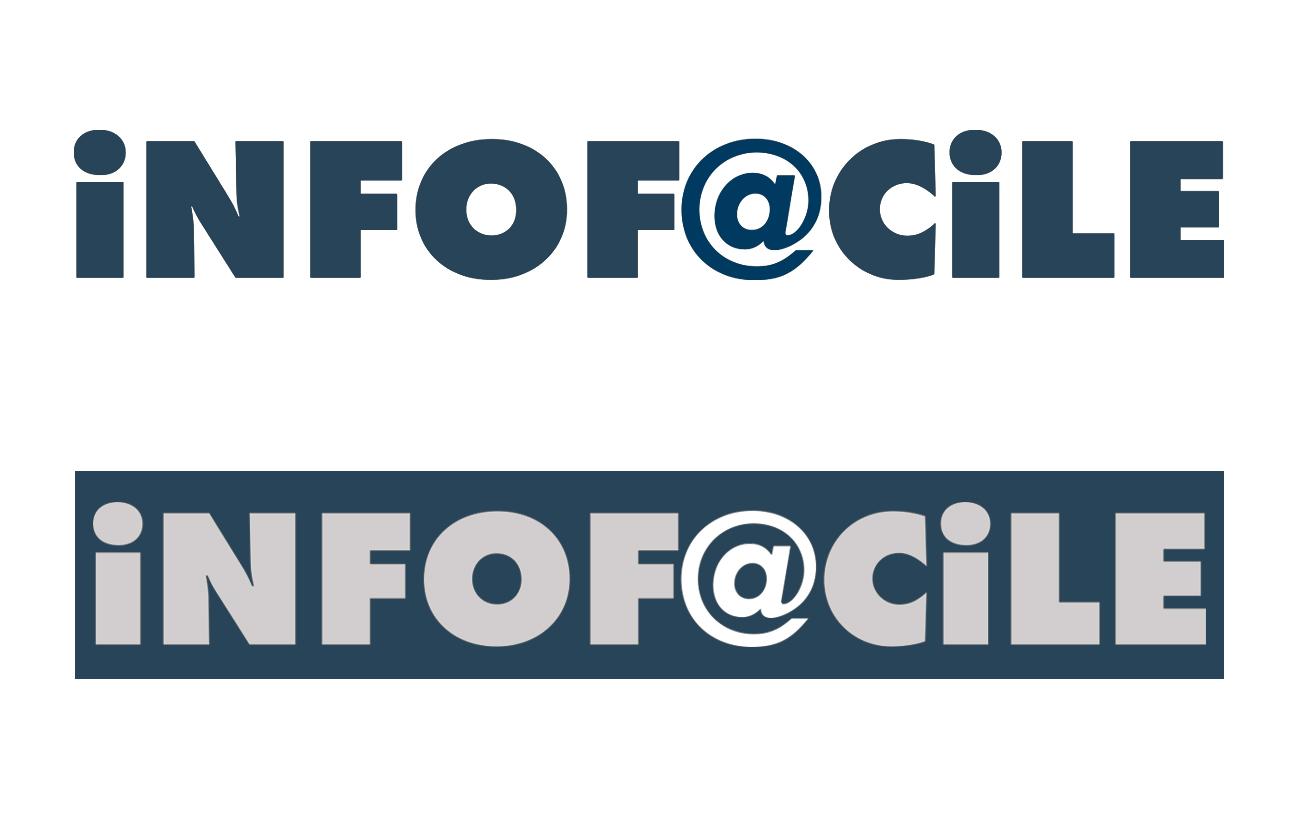 Infof@cile Infofacile sas – Lugano Marchio istituzionale Settore istruzione adulti