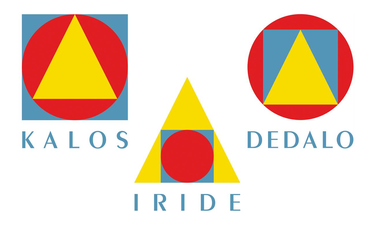 Dedalo, Iride, Kalos Ag. Tcs Design Marchi di linea prodotto, label discografiche Settore discografico musica