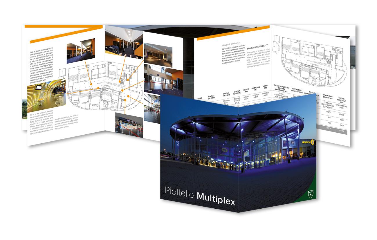 Pirelli Re S.p.A. - Milano Brochure presentazione prodotto Settore rubinetteria e accessori bagno