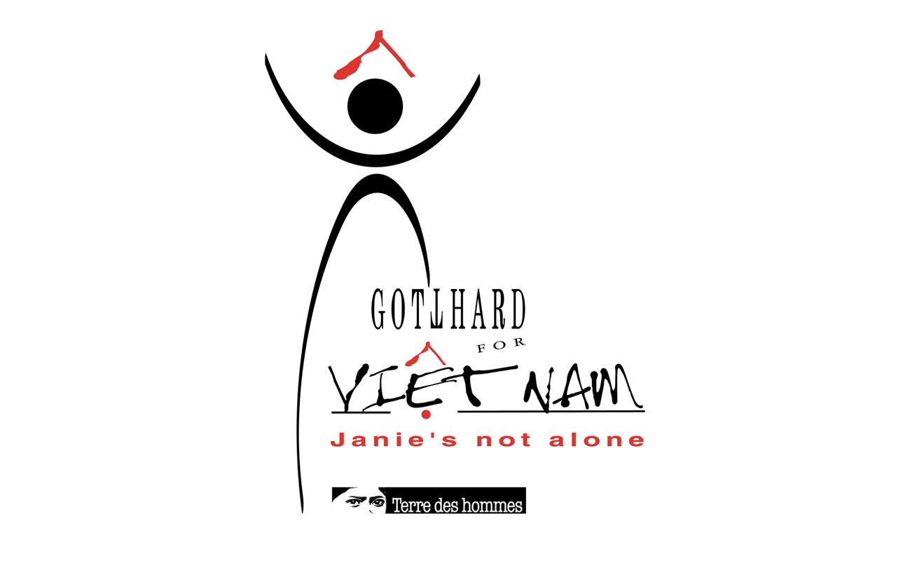 Gotthard for Vietman Terre des Hommes – Zurigo (CH) Marchio per iniziativa sociale Settore manifestazioni e spettacolo