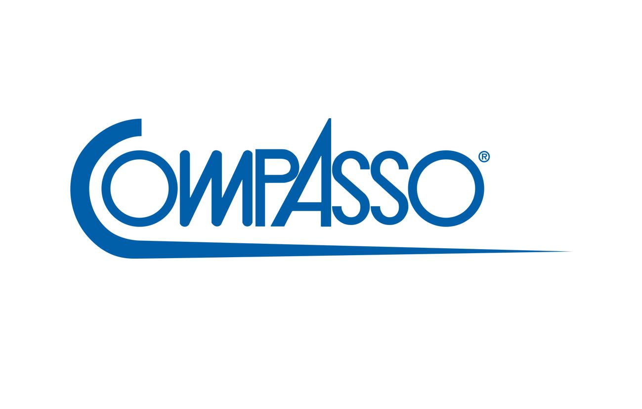 Compasso Compasso S.p.A. – Reggio Emilia Marchio istituzionale Settore edilizia costruzioni